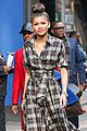 zendaya promotes rdmas new york city 01