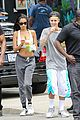justin bieber hangs with model jayde pierce 23