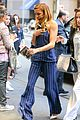 katie cassidy kat graham candice accola out about nyc 03