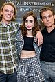 lily collins jamie campbell bower reunite in cute new pics 11