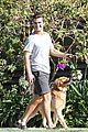 spencer boldman dog walk 03