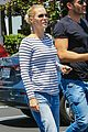 claire holt male friend lunch date after engagement 09