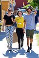 miley cyrus grab sushi lunch before july 4th weekend 05