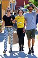 miley cyrus grab sushi lunch before july 4th weekend 10