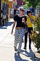 miley cyrus grab sushi lunch before july 4th weekend 17
