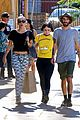 miley cyrus grab sushi lunch before july 4th weekend 25