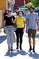 miley cyrus grab sushi lunch before july 4th weekend 30