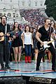 hunter hayes capitol fourth rehearsal concert 08