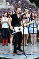 hunter hayes capitol fourth rehearsal concert 11