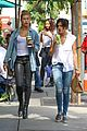 hailey baldwin kendall jenner khoe kardashian west hollywood 42