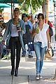 hailey baldwin kendall jenner khoe kardashian west hollywood 47
