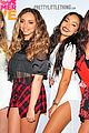 little mix jesy nelson shows engagement ring key 103 summer live 07