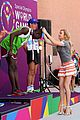 peyton list gold medals special olympics 08