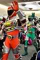 power rangers dino force 2015 comic con 12