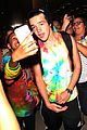 cameron dallas aaron carpenter lax arrival fans 13