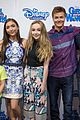 rowan blanchard gmw cast d23 expo meet greet 01