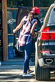 selena gomez grabs lunch calabasas 02