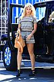 hayes grier willow shields emma slater dwts visit 02