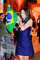 kaya scodelario cry brazil premiere scorch trials 17