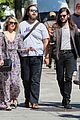 lea michele dianna agron heather morris separate saturday outings 09