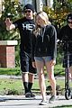 zac efron wears short shorts while filming neighbors 2 31