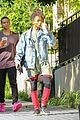 jaden smith chuggs water from box 15
