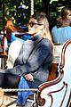 kendall jenner gigi hadid joe jonas paris park colette store appearance 27