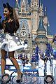 ariana grande andy grammer jason derulo disney parade taping 13