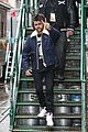 selena gomez the weeknd ellie goulding step out before vs fashion show 11