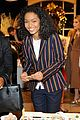 ashley tisdale yara shahidi more brooks brothers st jude holiday event 09