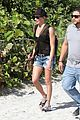 katie cassidy thomas taylor beach miami new years 16