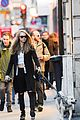 cara delevingne brings pup on shoppings trip 05