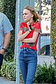 lily rose depp reveals the weirdest thing her parents have done 10