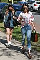 vanessa hudgens hangs out with ashley tisdale 15