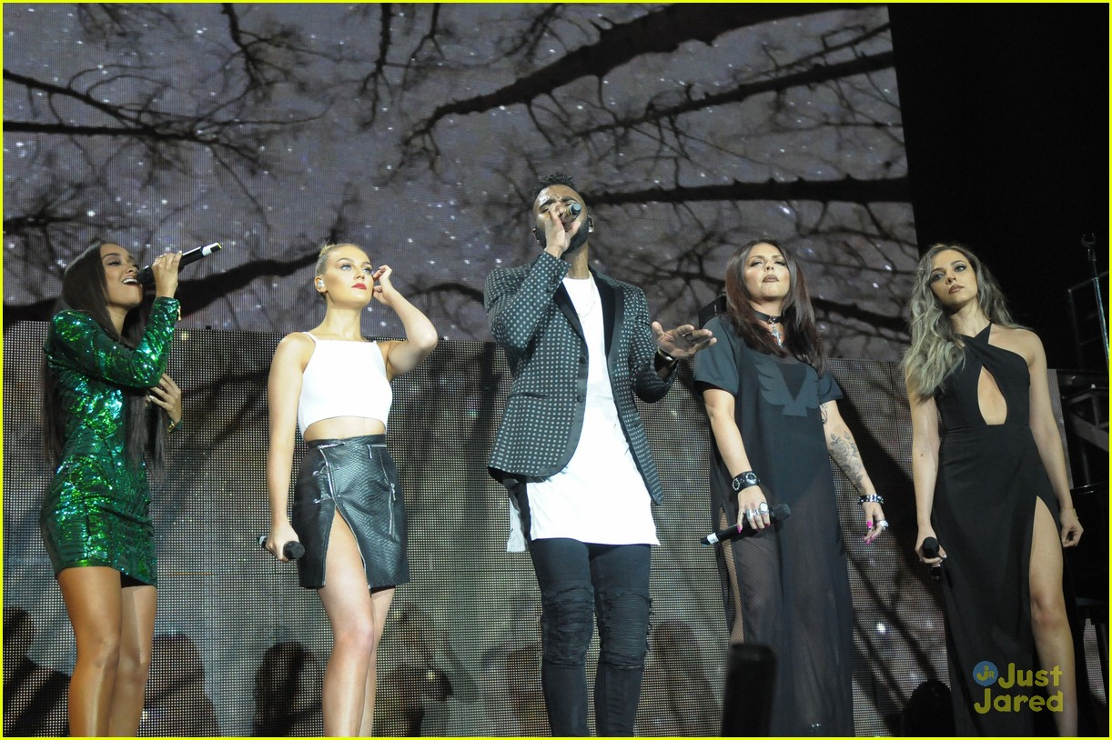 Little Mix Thank Jason Derulo After 'Secret Love Song