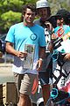 bindi irwin supports chandler powell wakeboarding comp 18