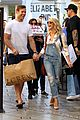julianne hough brooks laich giggle shopping 05