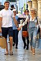 julianne hough brooks laich giggle shopping 12