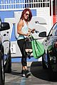 sharna burgess antonio brown witney hayley dwts fri practice 18