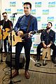 jacob whitesides nyc z100 elvis duran 25