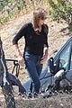 kylie jenner gets a visit on set from caitlyn jenner 07