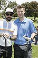 kendall schmidt lapd golf tournament 04