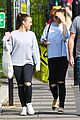 perrie edwards sister caitlin memorial day london 23
