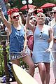 pixie lott charlie oliver cheshire disneyland vacation 02