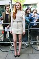 sophie turner work starbucks jean grey bbc radio 09