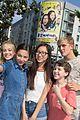 bizzardvark cast visits their hollywood billboard 03