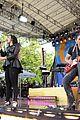 demi lovato brad paisley gma concert series 20