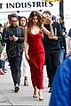 selena gomez frollicks through fountains with young fans 25