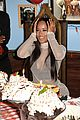 serayah birthday dinner buca grove pics 19