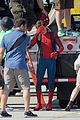 tom holland spider man costume first look set 27